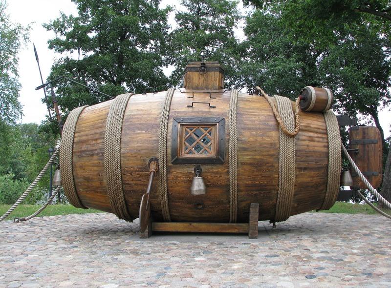 Подводная лодка Никонова