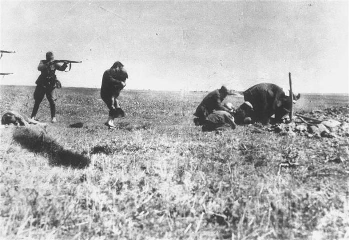 Репрессии при Дзержинском