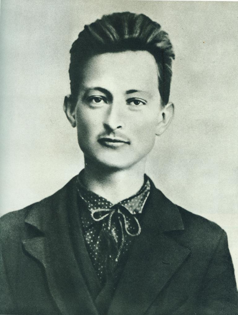 Юный Феликс Дзержинский
