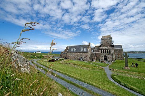 Ирландия Святой Бригитты