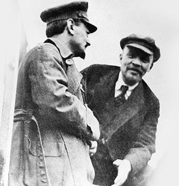 Ленин и Дзержинский