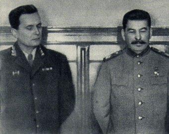 Тито и Сталин