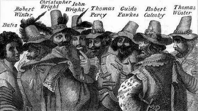 Пороховой заговор 1605