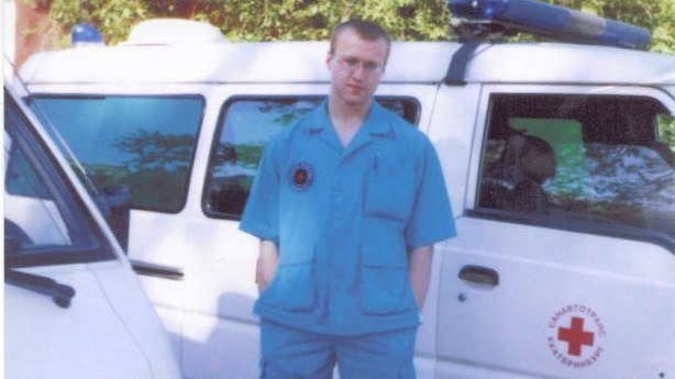 Зверское убийство студента-медика Олега Вахрушева