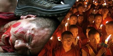 Подпишитесь в защиту Тибета