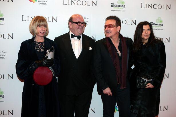 U2 и Пол МакГиннесс
