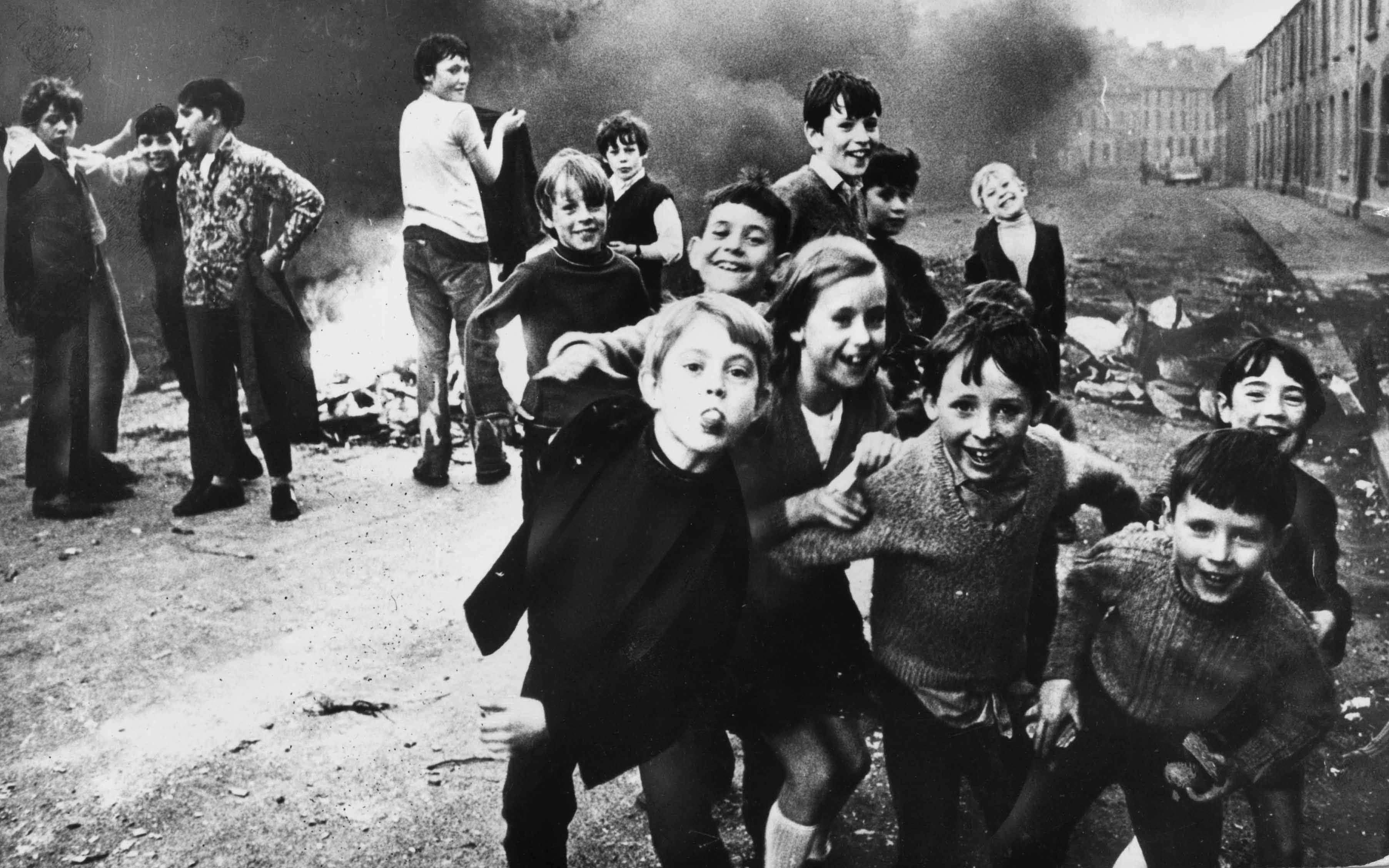 Северная Ирландия Изображения, обошедшие мир