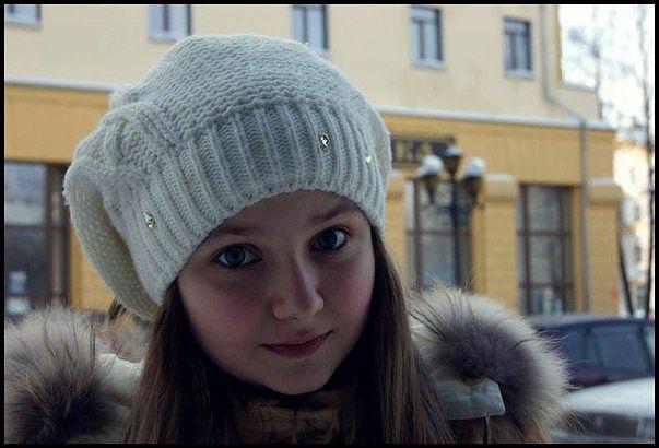 Зверски убитая Марком Коньковым Карина Залесова