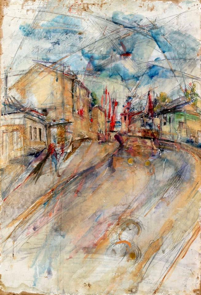 В Москве есть художник - Павел Павлович Лахтунов, 67 лет