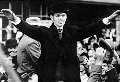 Кларк Гейбл в роли Чарльза Парнелла (1937)
