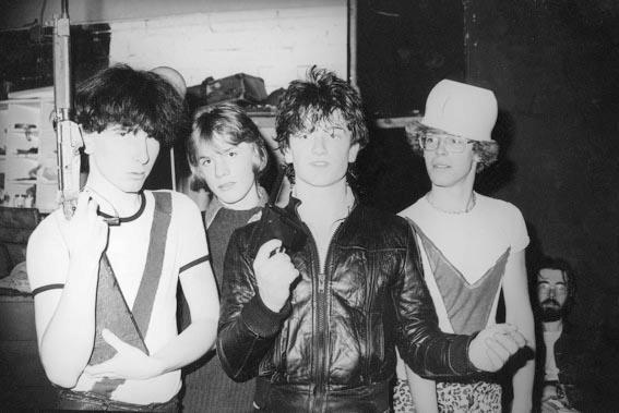 Ирландцы U2 Время становления