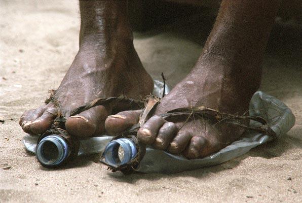 Walk in My Shoes ирландский проект