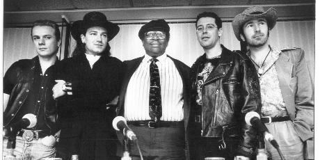 U2 и Би Би Кинг
