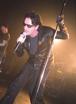 All That I Can't Leave Behind Bono