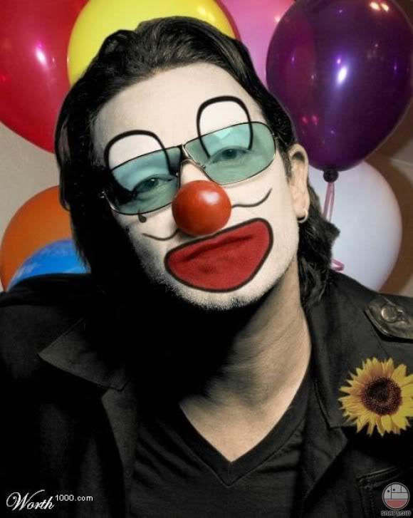 U2 Bono 2002