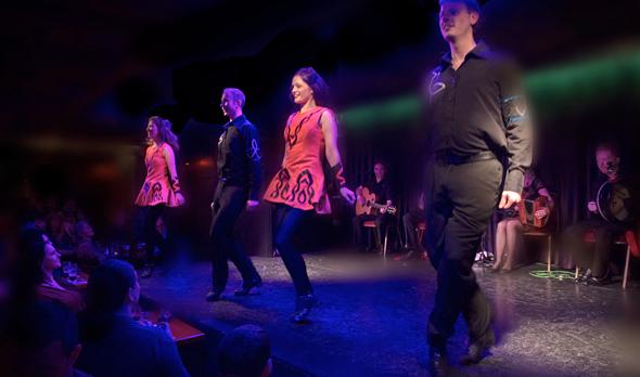 Ирландские танцы в Арлингтон