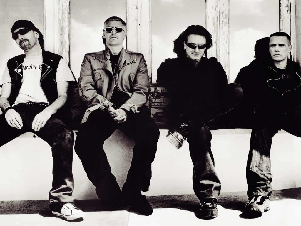 U2 Achtung 1992