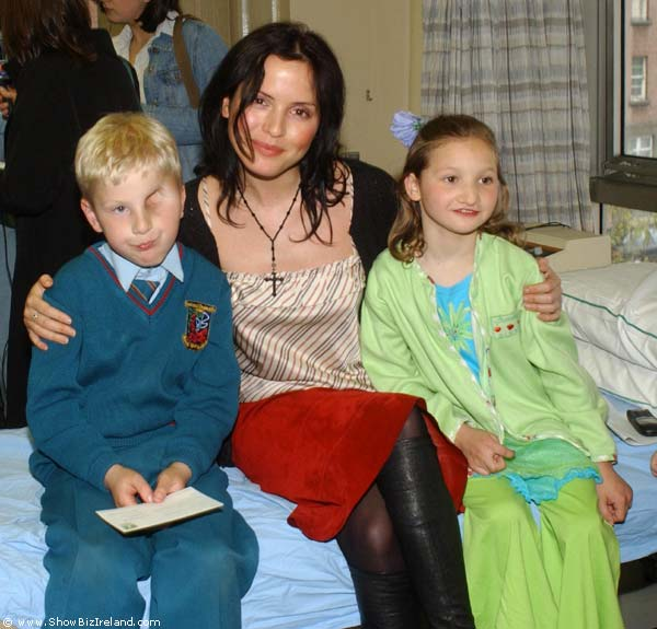 Corrs and Chernobyl Children