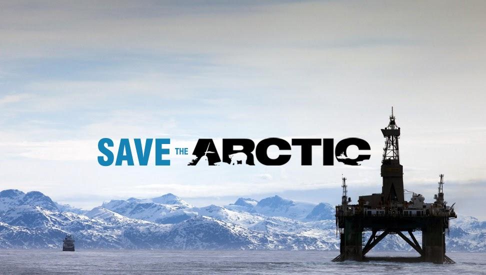 Спасите Арктику, освободите узников России
