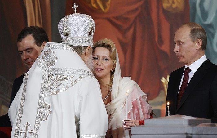 путин патриарх