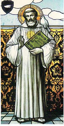 Святой Колумбан Ирландский