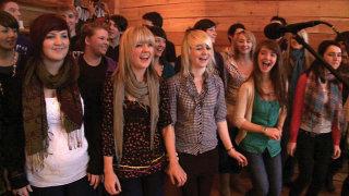 Молодёжный хор Омы