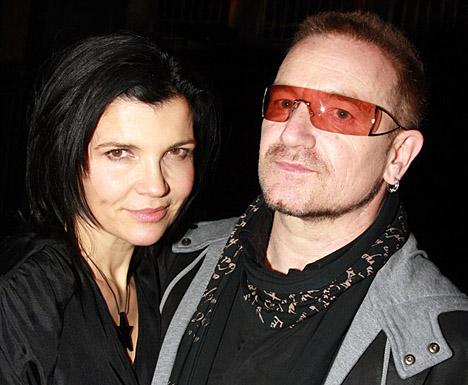 U2 Bono Ali