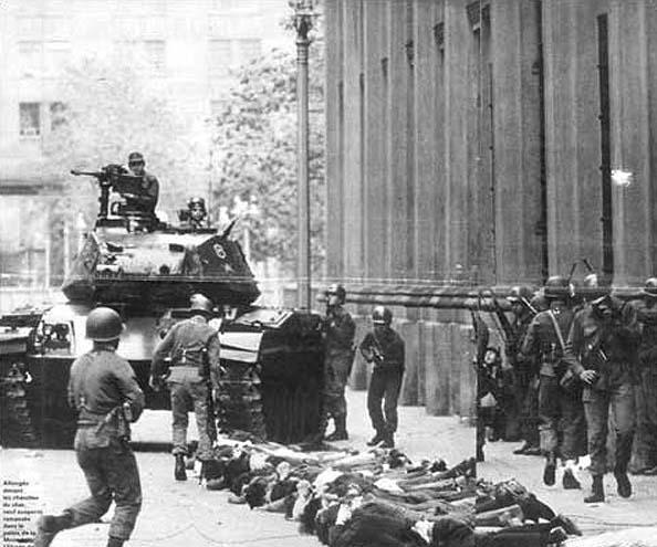 Чили, 11 сентября 1973