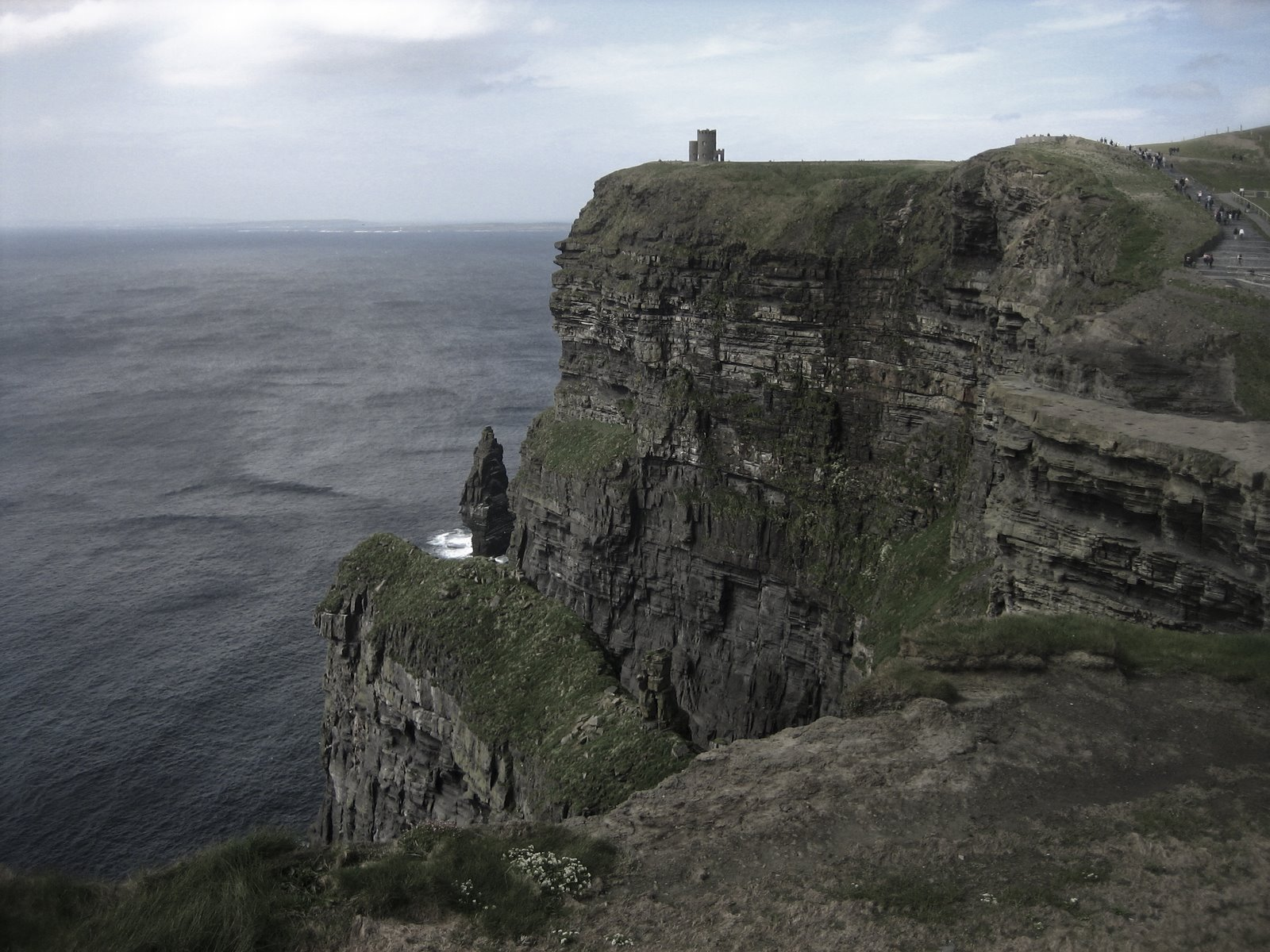 Cliffs of Moher Ирландия