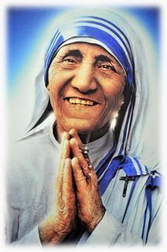 Канонизация Матери Терезы